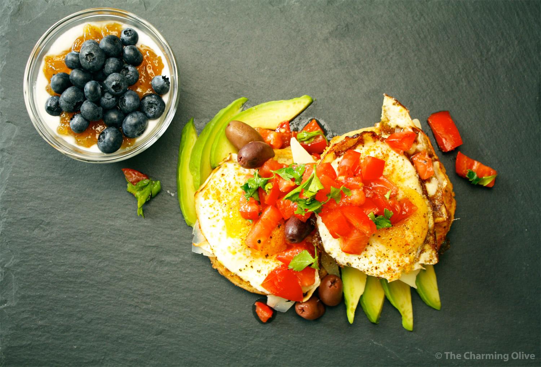 Egg & Cheese Waffle Recipe