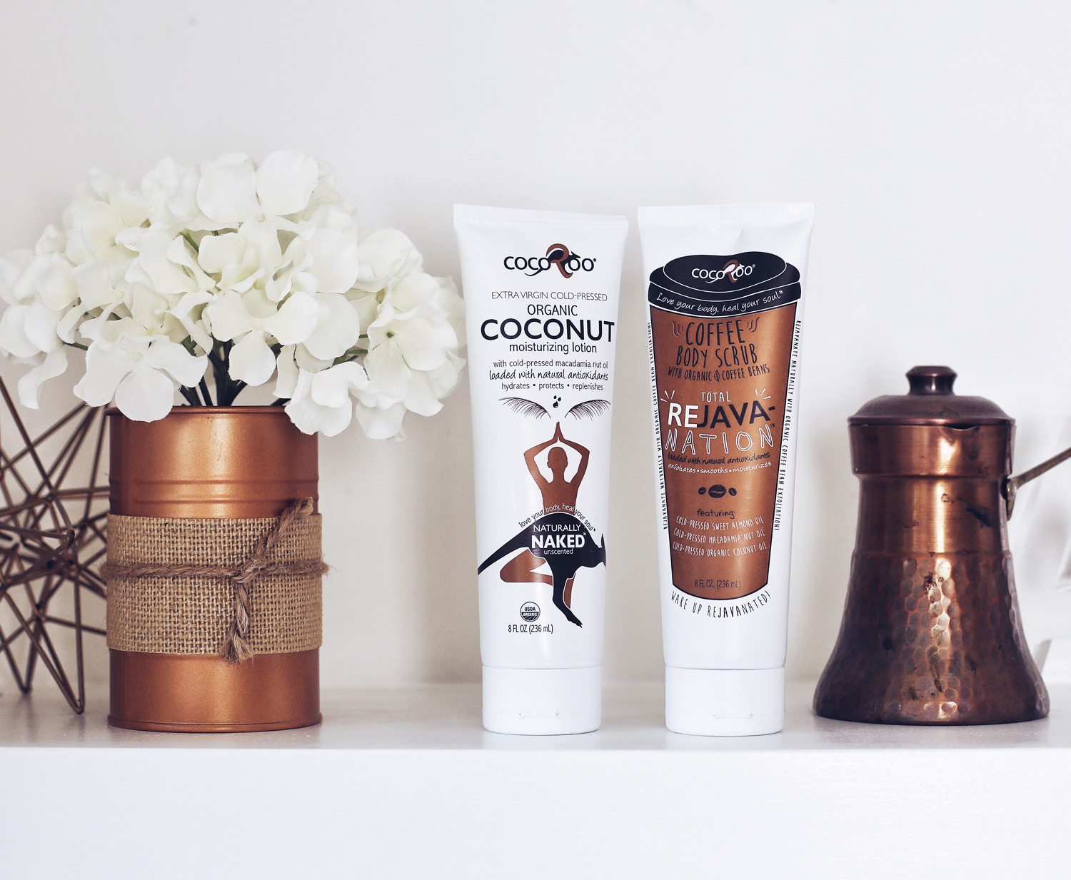 Thankful Thursday, Natural Beauty talk with CocoRoo Skincare
